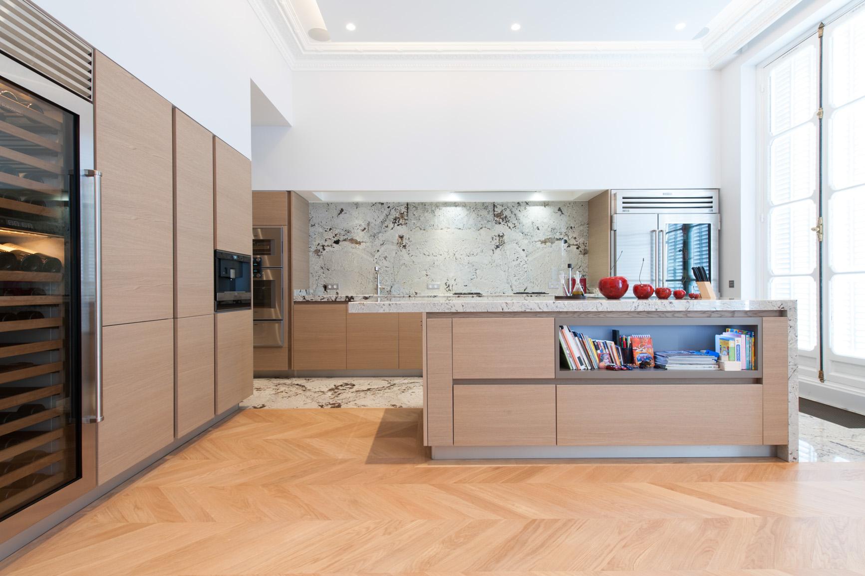 appartement paris 16e agence keller. Black Bedroom Furniture Sets. Home Design Ideas